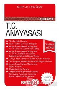 T.C. Anayasası (Eylül 2018)