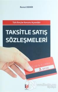 Taksitle Satış Sözleşmeleri