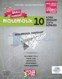 Tammat Matematik 10 Konu Anlatan Soru Bankası 3 Hamlede Mat
