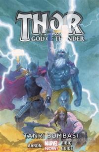 Tanrı Bombası - Thor / God of Thunder (Cilt 2) %25 indirimli Jason Aar