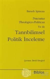 Tanrıbilimsel Politik İnceleme