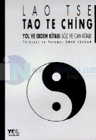 Tao Te Ching Yol ve Erdem Kitabı