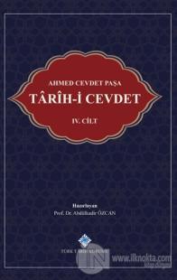 Tarih-i Cevdet 4. Cilt
