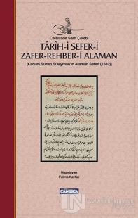 Tarih-i Sefer-i Zafer-Rehber-i Alaman (Ciltli)