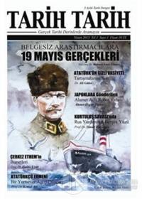 Tarih Tarih Dergisi Sayı : 1 Nisan 2015