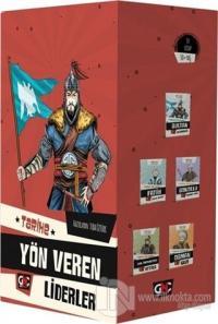 Tarihe Yön Veren Liderler Seti - 10 Kitap Takım