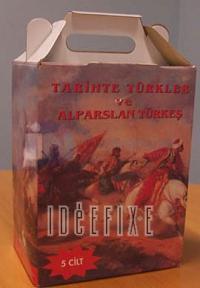 Tarihte Türkler ve Alparslan Türkeş (Ciltli) (5 Kitap Takım)