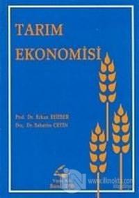 Tarım Ekonomisi Bahattin Çetin