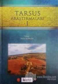 Tarsus Araştırmaları 1 (Ciltli)