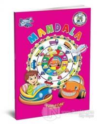 Taşıtlar Boyama - Mandala