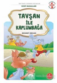 Tavşan ile Kaplumbağa - Ezop Masalları 1. Sınıf %20 indirimli Mehmet O