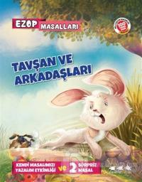Tavşan ve Arkadaşları - Ezop Masalları