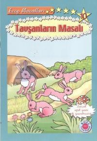 Tavşanların Masalı (Bitişik Eğik Yazılı)
