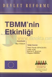 TBMM'nin EtkinliğiDevlet Reformu