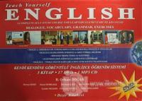 Teach Yourself English Kendi Kendine İngilizce Öğrenme Seti