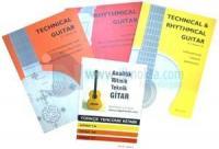 Technical & Rhythmical GuitarAnalitik Ritmik Teknik GitarPart 1 (Booklet 1A)Part 1 (Booklet 1B