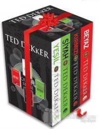 Ted Dekker - Çember Serisi (4 Kitap Takım)