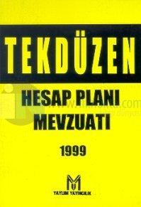 Tekdüzen Hesap Planı Mevzuatı 1999
