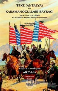 Teke (Antalya) ve Karamanoğulları Bayrağı