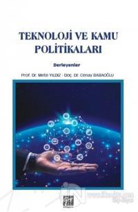 Teknoloji ve Kamu Politikaları