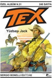 Tex Özel Albüm 31: Yüzbaşı Jack