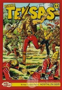 Teksas (Renkli) Nostaljik Seri Sayı: 11