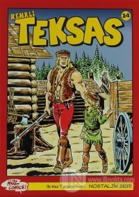 Teksas (Renkli) Nostaljik Seri Sayı: 14