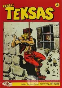 Teksas (Renkli) Nostaljik Seri Sayı: 2
