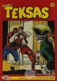Teksas (Renkli) Nostaljik Seri Sayı: 4