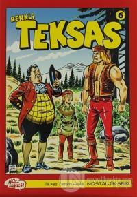 Teksas (Renkli) Nostaljik Seri Sayı: 6