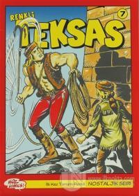 Teksas (Renkli) Nostaljik Seri Sayı: 7