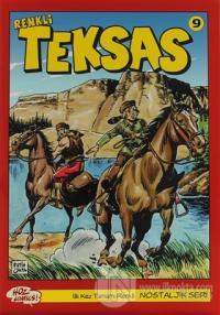 Teksas (Renkli) Nostaljik Seri Sayı: 9