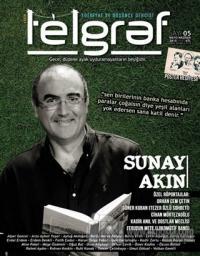 Telgraf Edebiyat ve Düşünce Dergisi Sayı : 5