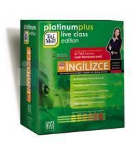 Tell Me More Platinum Plus Live Class: İngilizce Giriş + Başlangıç + Orta+ İleri + İş + İş Plus Düzeyi (41 CD-Rom + 12 Ay Canlı Sınıf)