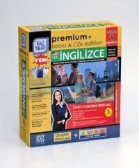 Tell Me More Premium Plus Live Class Books: Amerikan İngilizcesi Giriş + Başlangıç + Orta + İleri Dü
