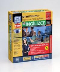 Tell Me More Premium Plus Live Class Books: Amerikan İngilizcesi Giriş + Başlangıç + Orta + İleri +