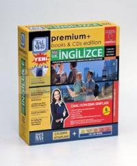 Tell Me More Premium Plus Live Class Books: İngiliz İngilizcesi Giriş + Başlangıç + Orta + İleri + İş Düzeyi (18 CD)