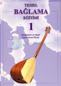 Temel Bağlama Eğitimi - 1 Yusuf Kemal Zulal
