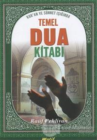 Temel Dua Kitabı %10 indirimli Rauf Pehlivan