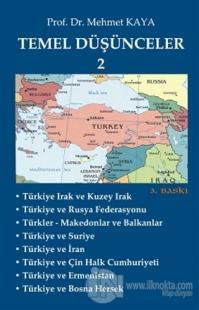 Temel Düşünceler 2 %5 indirimli Mehmet Kaya