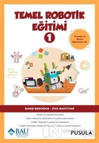 Temel Robotik Eğitimi - 1 %15 indirimli Barış Erdoğan