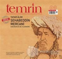 Temrin İki Aylık Edebiyat Dergisi Sayı: 92 Kasım - Aralık 2018 %10 ind