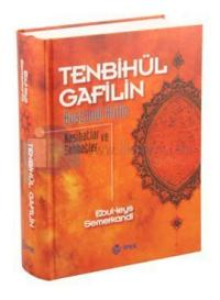 Tenbihül Gafilin - Bostanu'l Arifin