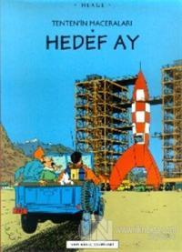 Tenten'in Maceraları Hedef Ay Herge