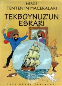 Tenten'in Maceraları Tekboynuz'un Esrarı Herge
