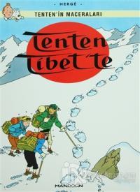 Tenten'in Maceraları Tenten Tibet'te