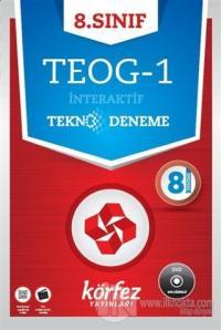 TEOG 8. Sınıf İnteraktif Tekno 8 Deneme