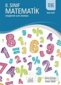 TEOG Konu Özetli 8. Sınıf Matematik -  Rengarenk Soru Bankası