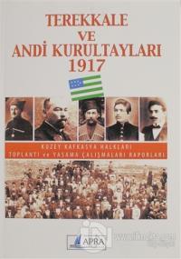 Terekkale ve Andi Kurultayları 1917