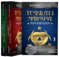 Teşkilat-ı Mahsusa Seti (3 Kitap Takım) Mehmet Işık
